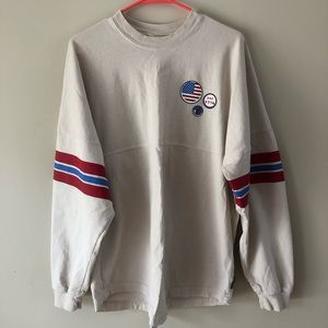 Tan USA Spirit Jersey
